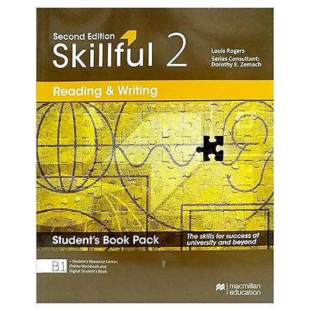 Skillful Second Edition Level 2 Reading & Writing Student's Book + Digital Student's Book Pack