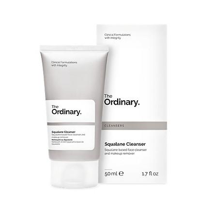 Sữa rửa mặt The ordinary Squalane Cleanser 50ml