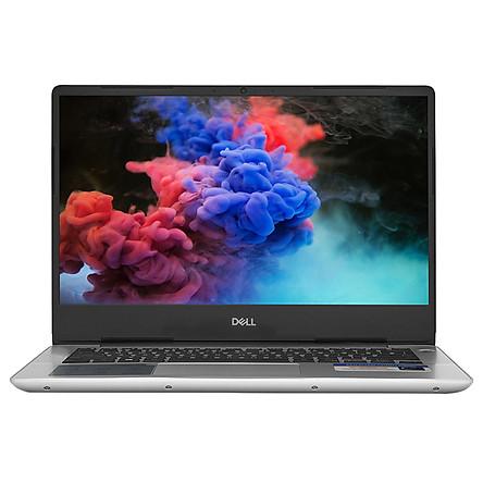 Laptop Dell Inspiron 5480 N5480B Core i5-8265U/ Win10 + Office365 (14 FHD) - Hàng Chính Hãng
