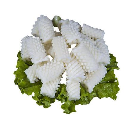 Mực Ống Cắt Hoa