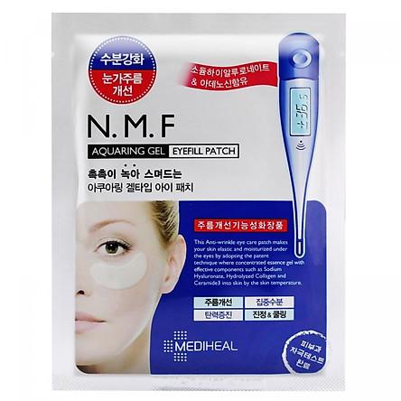 Mặt Nạ Cấp Ẩm Cho Vùng Mắt Mediheal N.M.F Aquaring Gel Eyefill Patch 2.7g