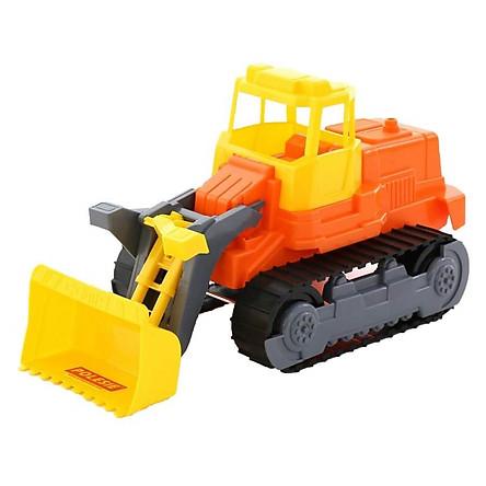Xe xúc lật bánh xích đồ chơi - Cavallino Toys