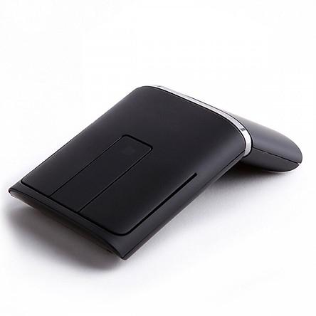 Chuột máy tính Lenovo N700 Wireless and Bluetooth Mouse and Laser Pointer (Black)_Hàng chính hãng