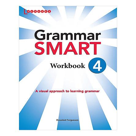 Grammar Smart Workbook 4