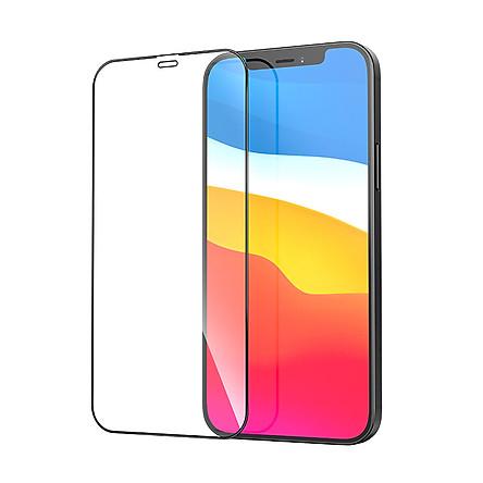 Miếng Dán Cường Lực Hoco Full Màn Hình HD (2.5D) iPhone 12 Mini / iPhone 12/ iPhone 12 Pro/ iPhone 12 ProMax_ Hàng NHập Khẩu