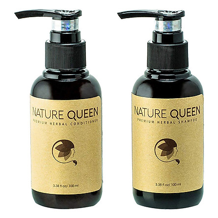 Bộ Gội Xả Nature Queen (100ml)