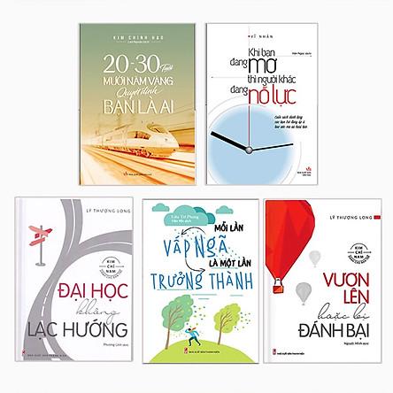 Combo sách: Tuổi Trẻ Không Lạc Hướng