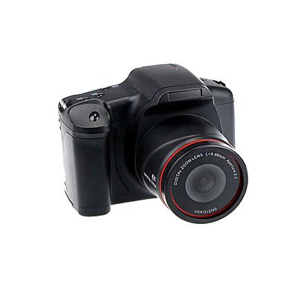 Máy Ảnh Kỹ Thuật Số SLR HD Zoom 16X Với Ống Kính Cố Định & Giao Diện AV