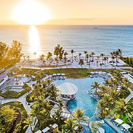 Gói 3N2Đ Sol By Melia 5* Phú Quốc - Buffet Sáng, Xe Đưa Đón, Hồ Bơi, Bãi Biển - Quản Lý Bởi Melia Hotels International (Sol Beach House Cũ)