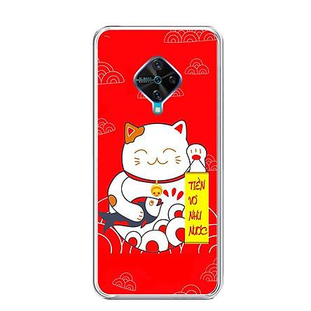 Ốp lưng dẻo cho điện thoại Vivo S1 PRO - 0235 MEOTHANTAI01 - Hàng Chính Hãng