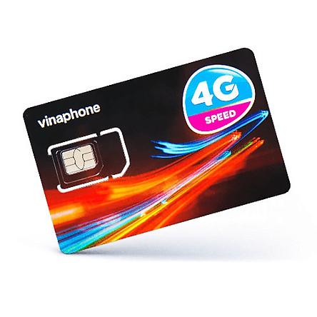Sim 4G Vinaphone EzCom300Plus, 300GB/1 tháng, Trọn Gói 12 Tháng Không Nạp Tiền, Hàng Chính Hãng