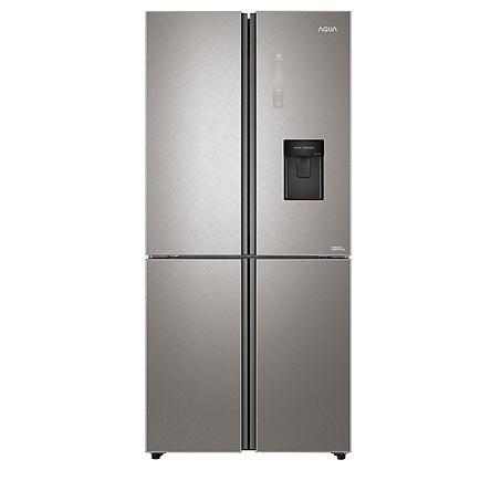 Tủ lạnh Aqua Inverter 456 lít AQR-IGW525EM GD - HÀNG CHÍNH HÃNG