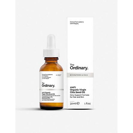 Tinh chất The Ordinary 100% Organic Virgin Chia Seed Oil 30ml