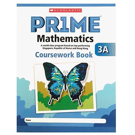 3A Scholastic Pr1Me Mathematics Coursework Book