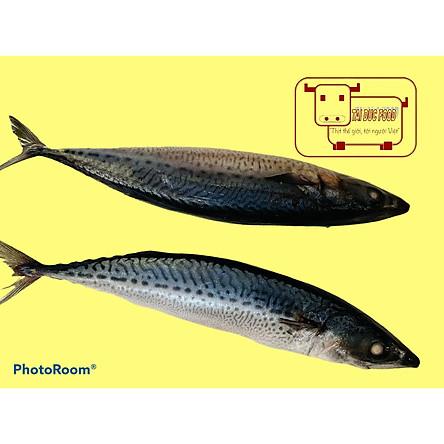 Cá Saba nguyên con size 400-650g