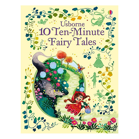 Usborne 10 Ten-Minute Fairy Tales
