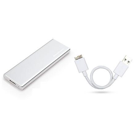 Box Kingshare SSD M2 SATA To USB 3.0 - Màu Ngẫu Nhiên - Hàng Nhập Khẩu