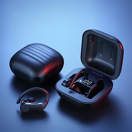 Tai Nghe Bluetooth AION Pro B1 Chất Lượng Cao - Chống Rơi - Chống Nước IPX7 - Màn Hình LED - Đàm Thoại HD - Tự Động Kết Nối - Tương Thích Cao - USB Type C - HÀNG CHÍNH HÃNG