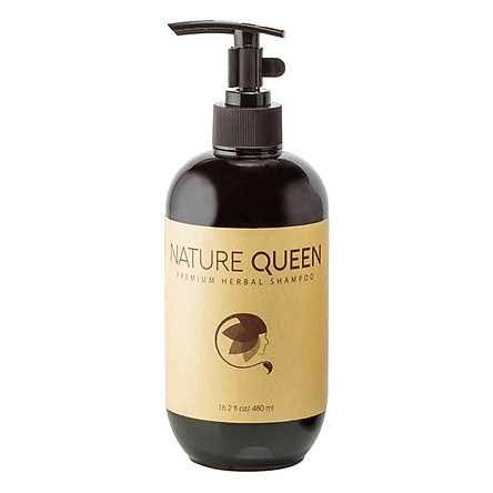 Dầu Gội Nature Queen (480ml)