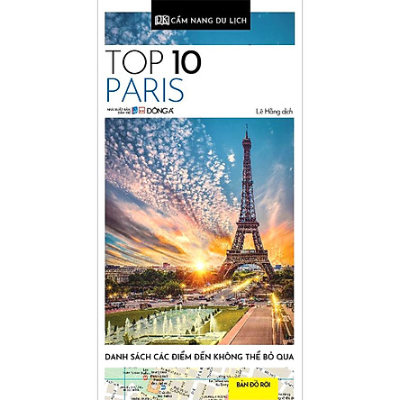 Cẩm Nang Du Lịch - Top 10 Paris