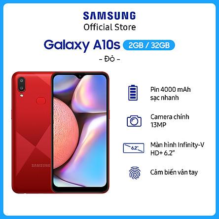 Điện Thoại Samsung Galaxy A10s (2GB/32GB) - Hàng Chính Hãng