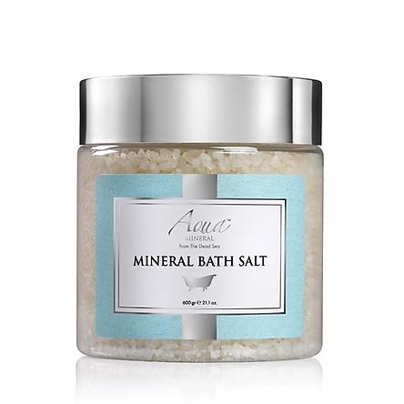 Muối tắm khoáng làm sáng da AQUA MINERAL-MINERAL BATH SALT
