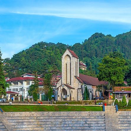 Tour 2N3Đ Sapa - Gồm Vé Fansipan - Hàm Rồng - Cát Cát, Xe Giường Nằm, Khởi Hành Hàng Ngày Từ Hà Nội