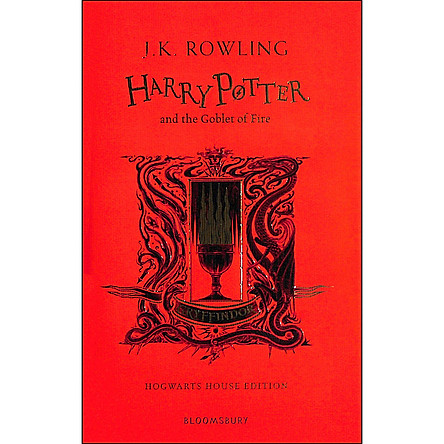 Harry Potter and the Goblet of Fire - Gryffindor Edition (Book 4 of 7: Harry Potter Series) (Hardback)