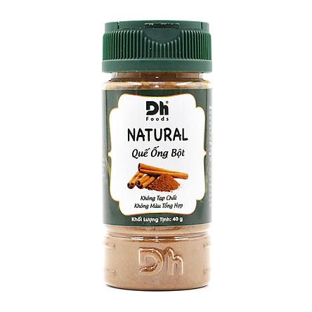 Natural Quế Ống bột 40gr - Bột quế nguyên chất 100%