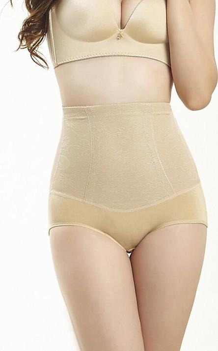 〖Follure〗Women Body-Shaping Pant Bottom Corset Pant Bamboo Fiber Highs-Waist Bottom Pants