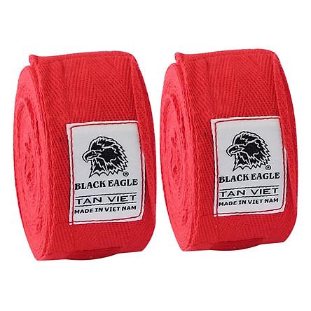 Băng Quấn Tay Boxing Black Eagles Cotton (5m) - Giao Màu Ngẫu Nhiên