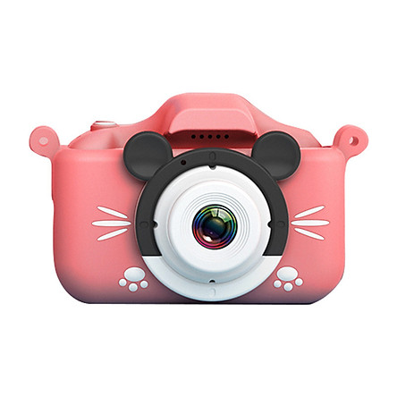 Máy ảnh kĩ thuật số 20MP cho bé hỗ trợ chụp ảnh, quay video với màn hình 2.0 inch chống sốc