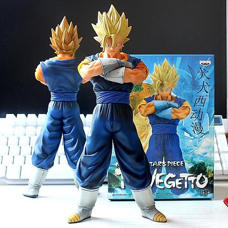 Mô hình Figure Vegetto Master Stars Piece - Dragon Ball