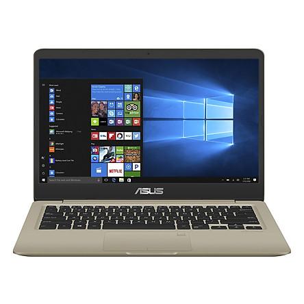 Laptop Asus Vivobook S14 S410UA-EB015T Core i5-8250U/Win10 14 inch - Hàng Chính Hãng