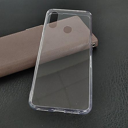 Ốp lưng silicon dẻo trong suốt cao cấp cho OPPO A31 2020