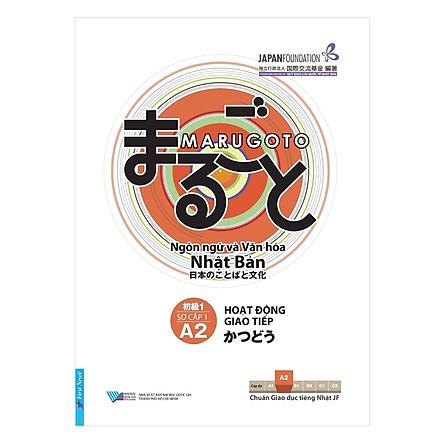 Hoạt Động Giao Tiếp - Sơ Cấp 1 - Ngôn Ngữ Và Văn Hóa Nhật Bản