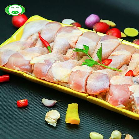 [Chỉ Giao HCM] - Đùi tỏi gà Mỹ 1kg