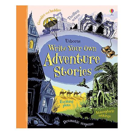 Usborne Write Your Own Adventure Stories