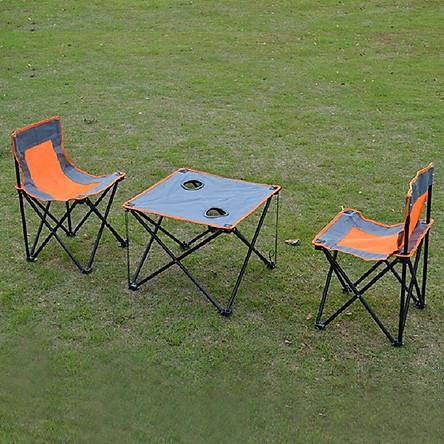 Bộ bàn ghế gấp du lịch Desert Fox tiện lợi