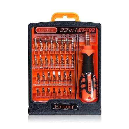 Bộ Tua Vít Đa Năng 33in1 Repair Tool Kit Earldom ET-T02 - Hàng Chính Hãng