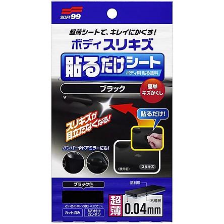 Miếng Dán Vết Xước Sơn Xe Ôtô 6 Màu Car Body Repair Patch BP-78 Soft99