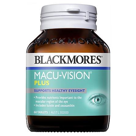 Blackmores Macu Vision Plus 60 Tablets
