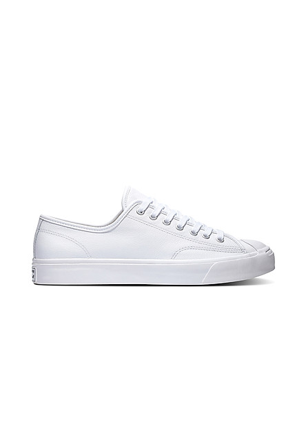 Giày Sneaker Nam Converse Jack Purcell Leather Low Top 164225C