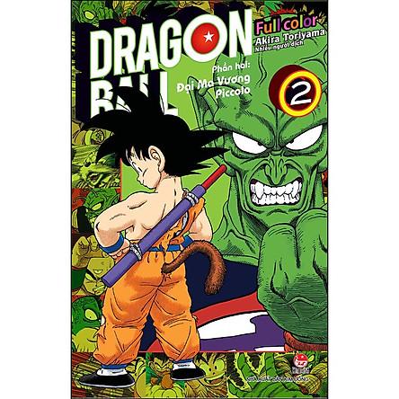 Dragon Ball Full Color - Phần Hai: Đại Ma Vương Piccolo - Tập 2
