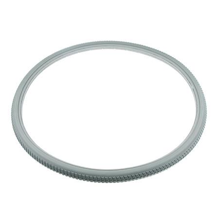Premium Grey Polyurethane Snap-on Xe Lăn Lốp Universal Fit