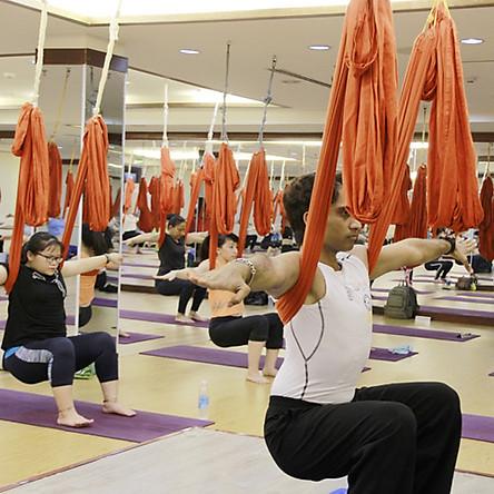 Voucher Tập Yoga 07 Ngày Không Giới Hạn Tại Vyoga World