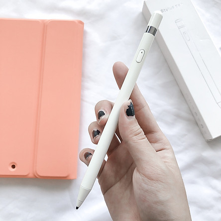 Bút Cảm Ứng Stylus Pen Cho Điện Thoại Máy Tính Bảng iPad - Hàng Chính Hãng