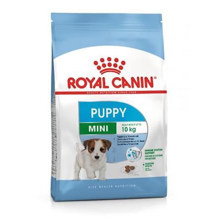 Thức ăn cho chó Royal Canin Mini Puppy 8kg