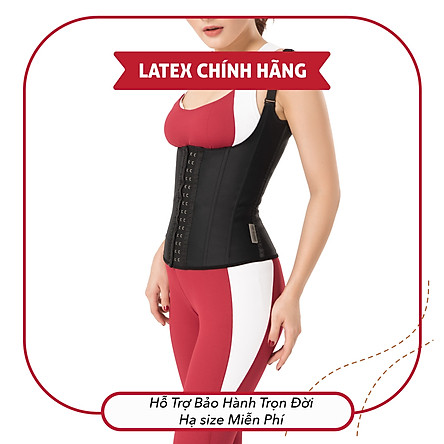 Gen Nịt Bụng Giảm Eo Latex Slim 101 Việt Corset | Việt