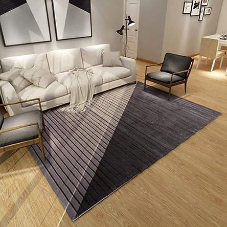 Thảm Trang Trí Phòng Khách Và Sofa Lông Ngắn ME006 - Metric